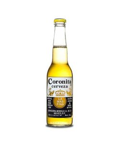Bia chai Coronita 210 ml