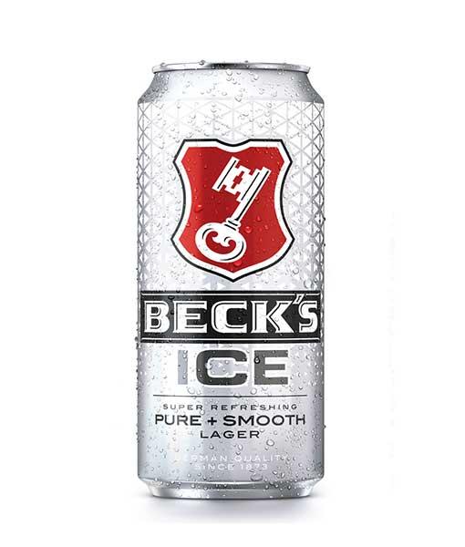 Bia Lon Beck Ice 330 ml