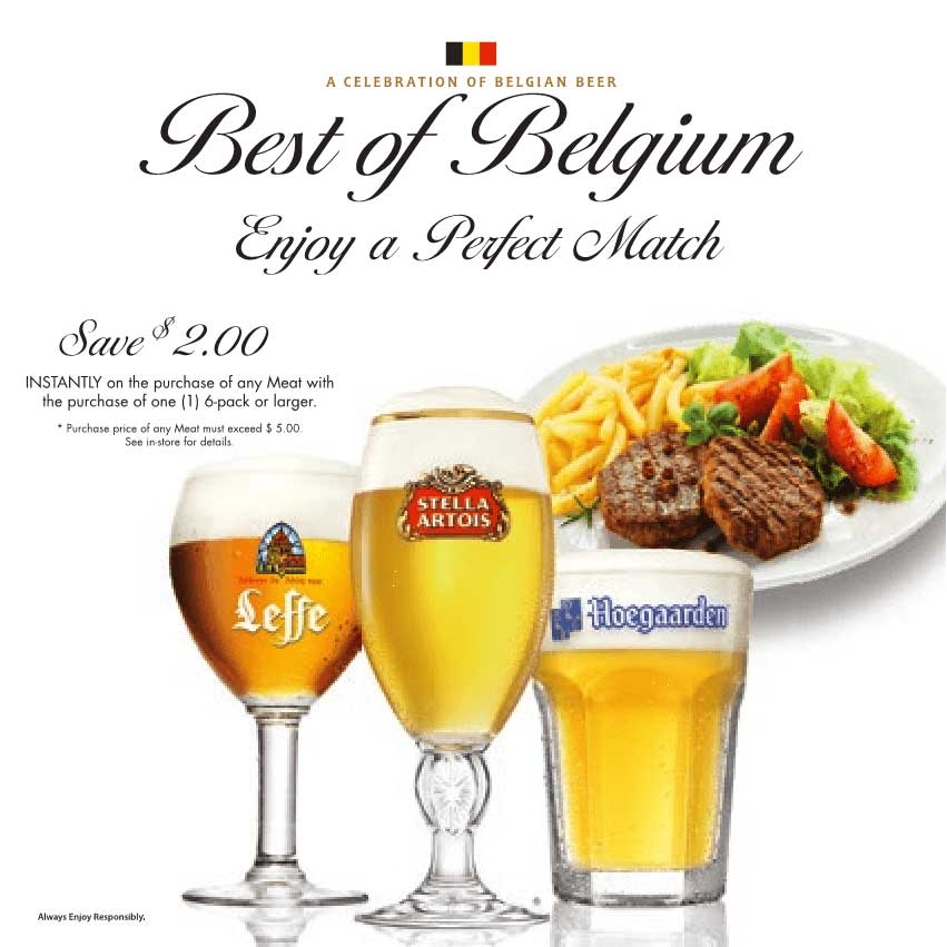 chương trình quảng bá thương hiệu bia Leffe