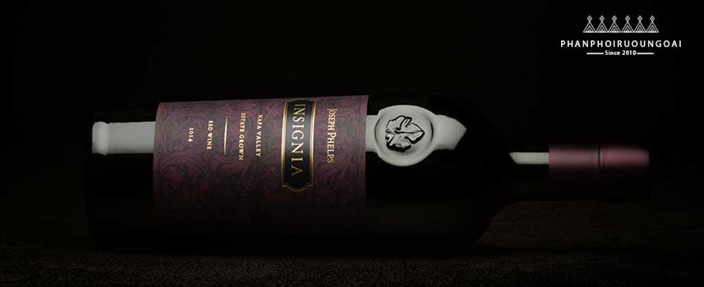 Dòng rượu Insignia của nhà Joseph Phelps