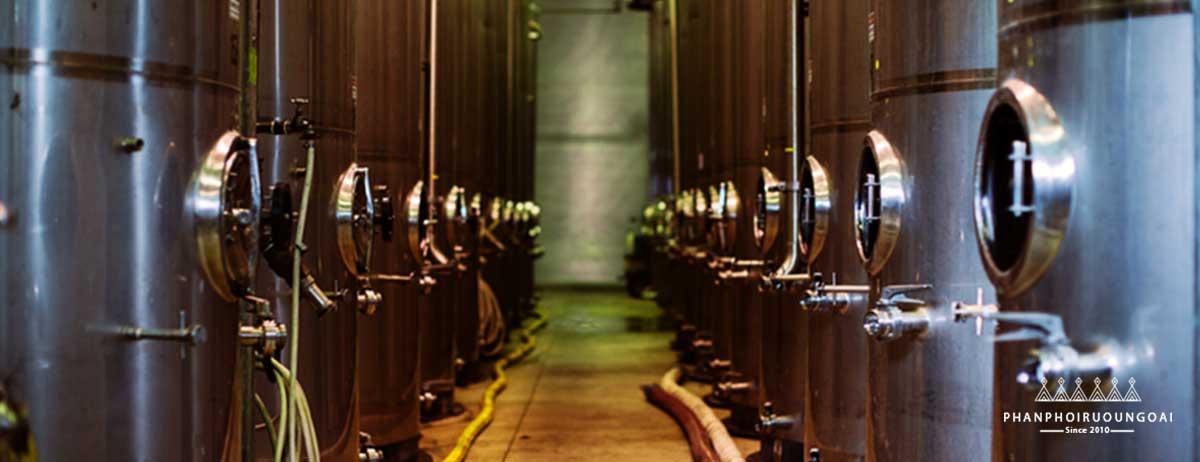 Làm sáng rõ rượu vang của Jacob's Creek