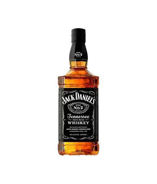 giá rượu Jack Daniel 1 Lít , Rượu Jack Daniel No.7