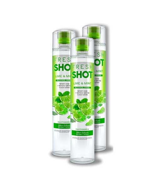 Rượu Nhẹ Fresh Shot Lime & Mint