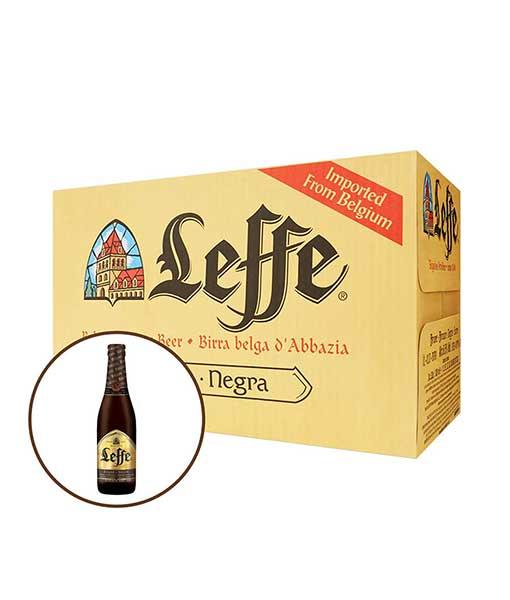 Thùng bia Leffe chai nâu 330 ml
