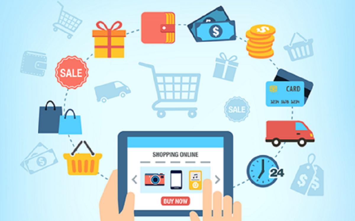 thương mại điện tử là lĩnh vực khuyến khích được khởi nghiệp