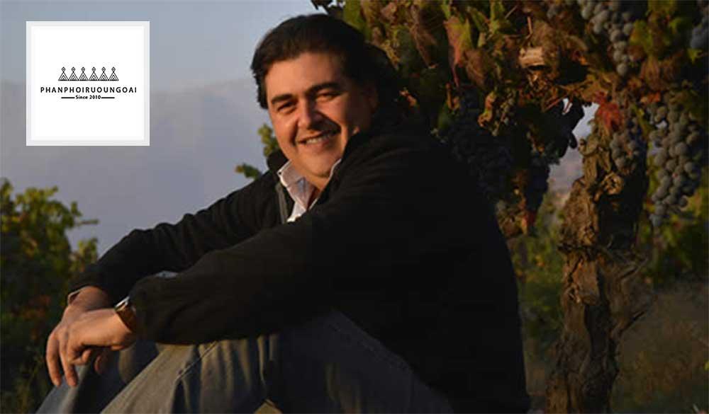 bậc thầy Gonzalo Guzman của Vine EL Principal