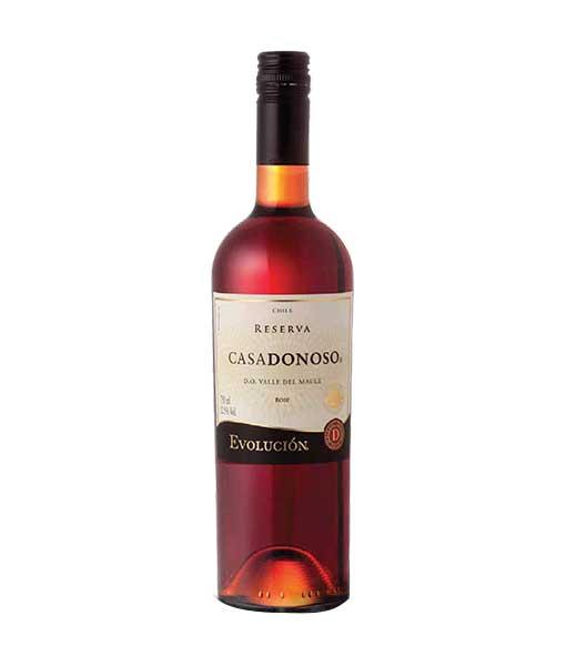 Rượu Vang Casa Donoso Evolución Rosé