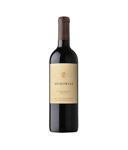 Rượu Vang Memorias đến từ Chile