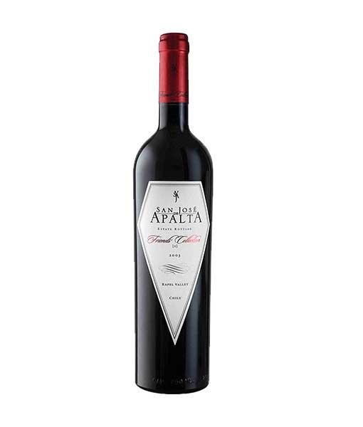 Rượu vang San Jose de Apalta Friend's Collection