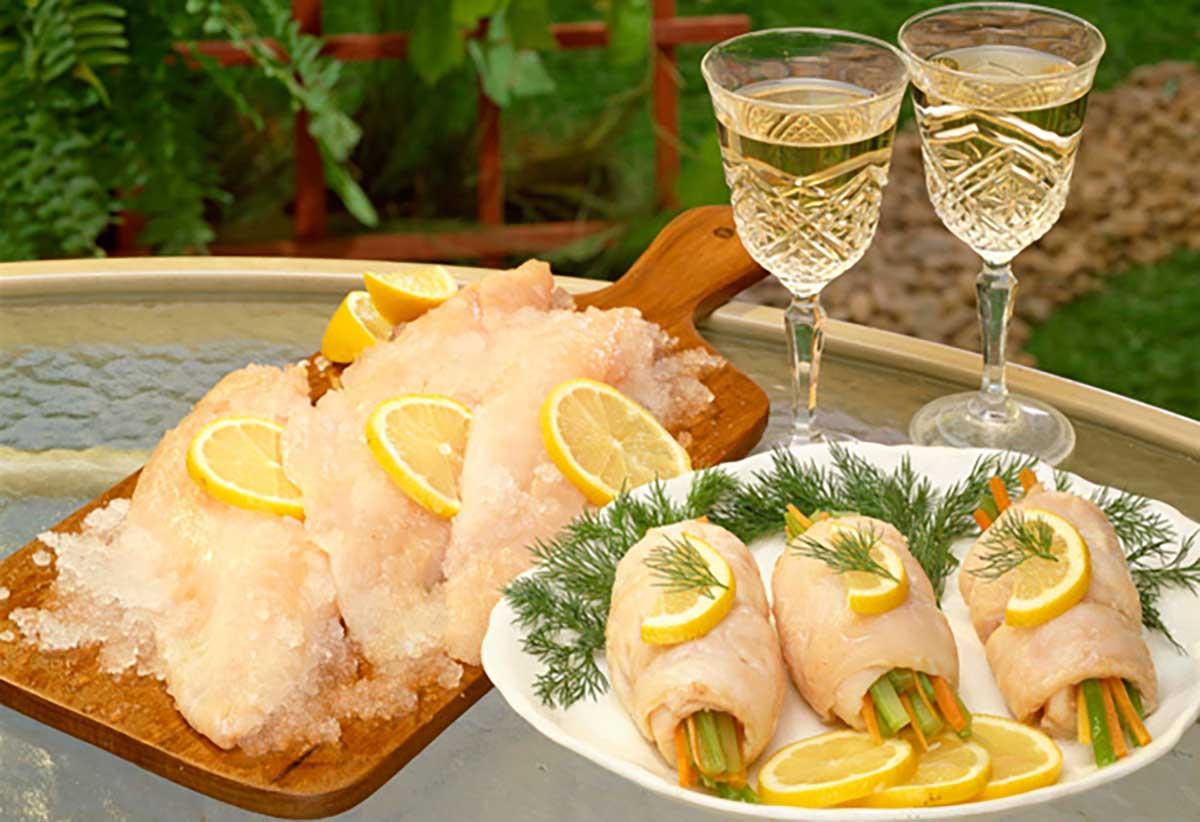 Đồ ăn kết hợp với rượu vang thế nào
