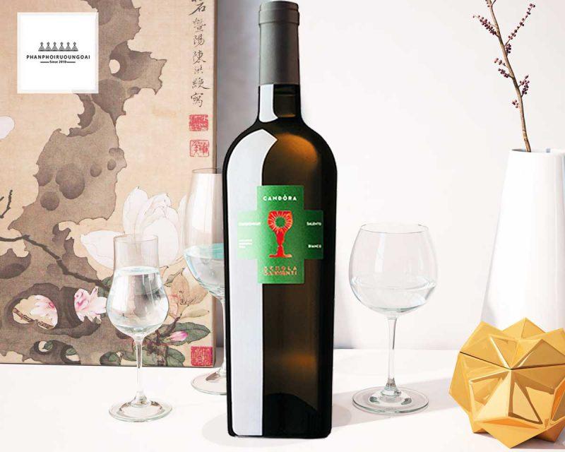 Hình ảnh rượu vang Schola Sarmenti Candora IGT