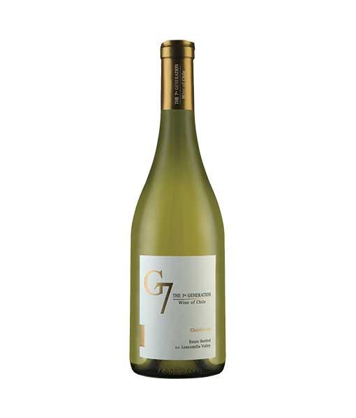 Rượu vang G7 Chardonnay