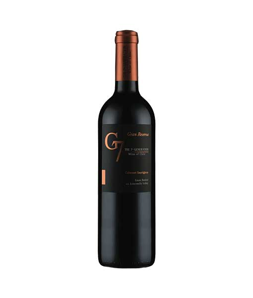 Rượu Vang G7 Generation Gran Reserva Cabernet Sauvignon