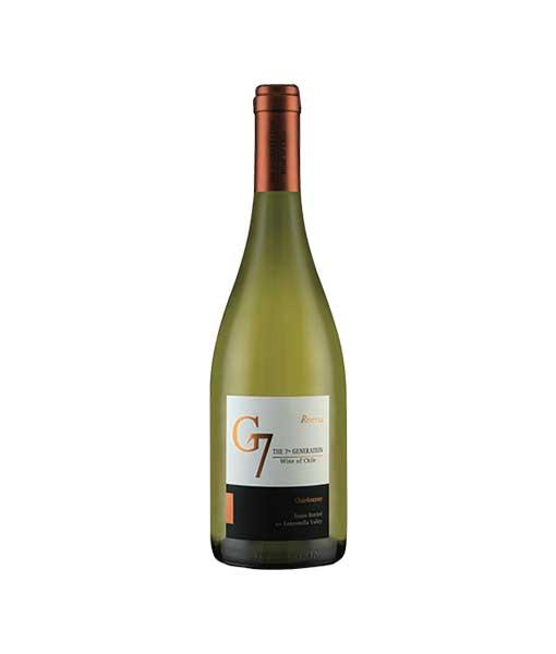 Rượu vang G7 Generation Reserva Chardonnay