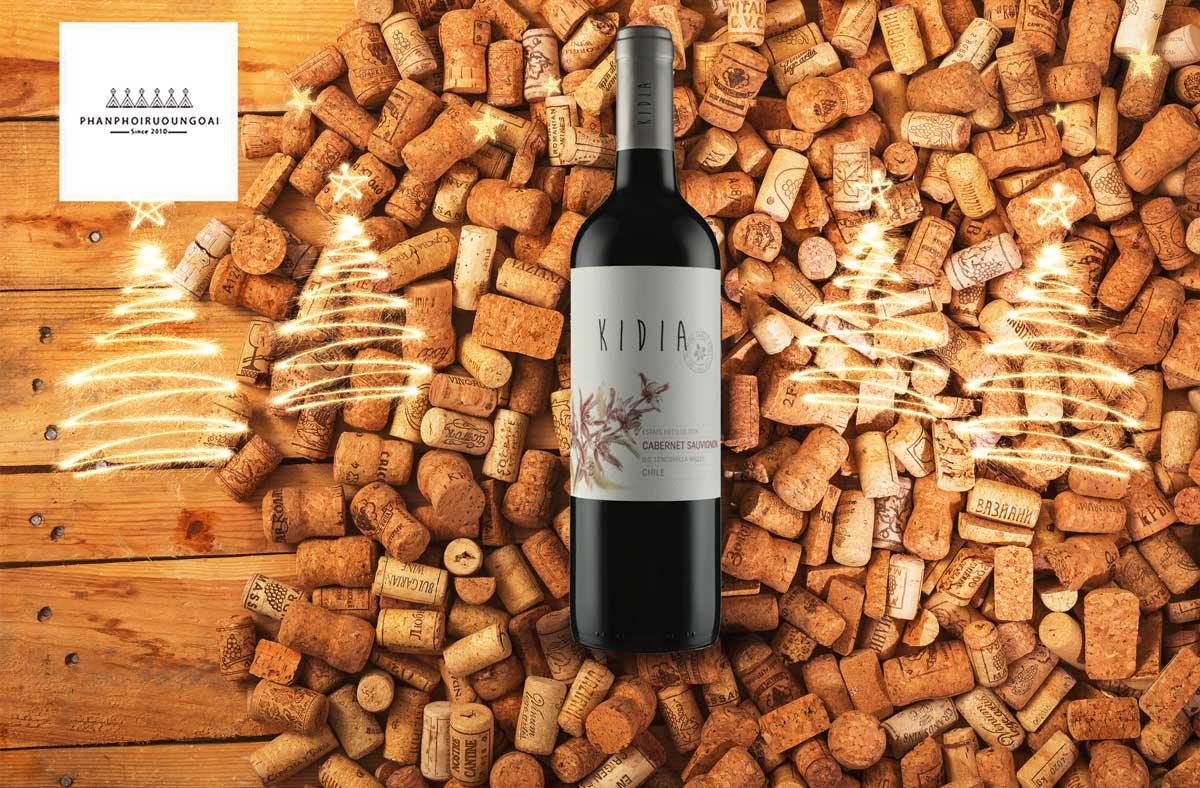 Rượu vang Kidia Cabernet Sauvignon