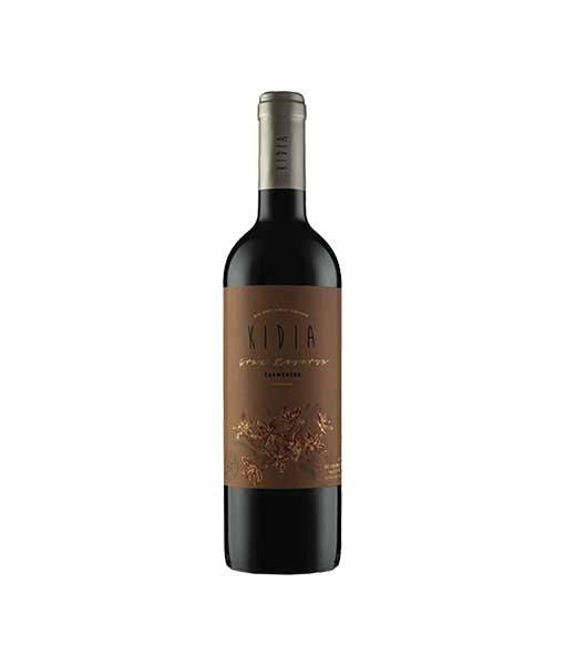 Rượu vang Kidia Gran Reserva Carmenere