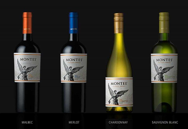 Rượu vang Montes Classic Series