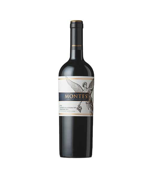 Rượu vang Montes Limited Selection Cabernet Sauvignon Carmenere 2018