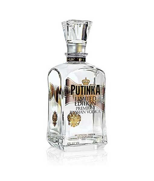 Rượu Vodka Putinka Limted Edition