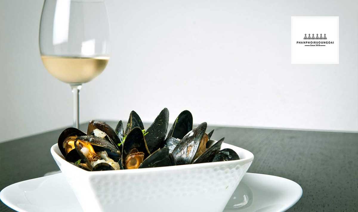 Thưởng thức rượu vang Insight Sauvignon Blanc