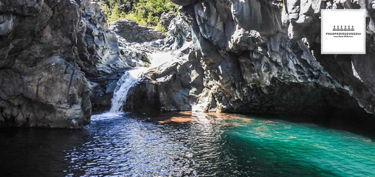 Maule River tại Maule Valley , Chile