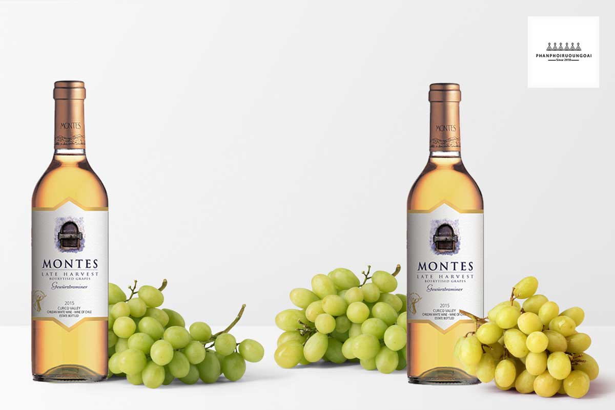 Hình ảnh rượu vang Montes Late Harvest