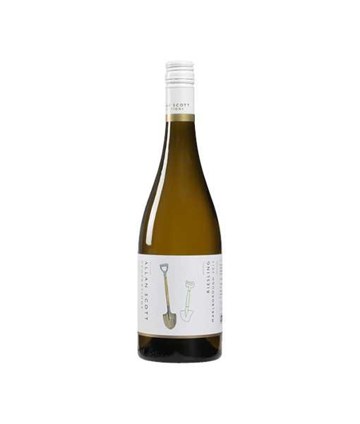 Rượu vang Allan Scott Generations Riesling 2015