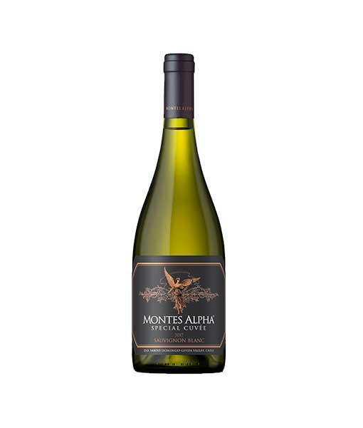 Rượu vang Montes Alpha Special Cuveé Sauvignon Blanc 2017