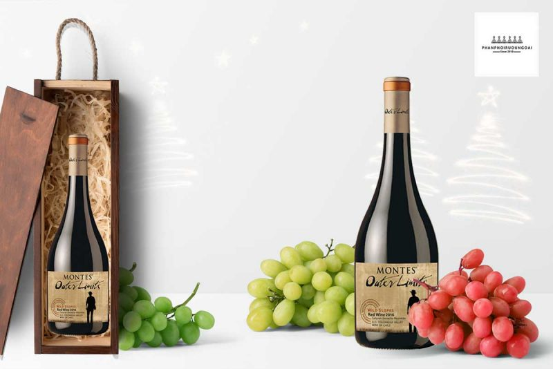 Rượu vang Montes Outer Limits Red Wine 2016