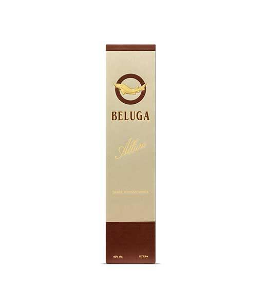 Rượu Vodka Beluga Allure hộp giấy 700 ml