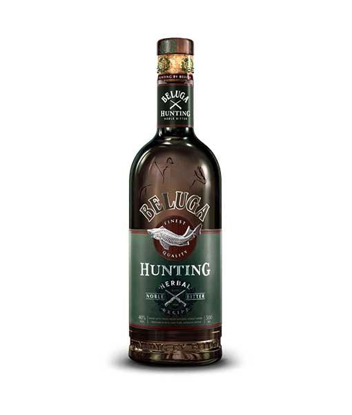 Rượu Vodka Beluga Huntung Herbal
