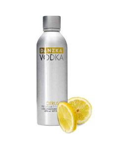 Rượu Vodka Danzka Citrus