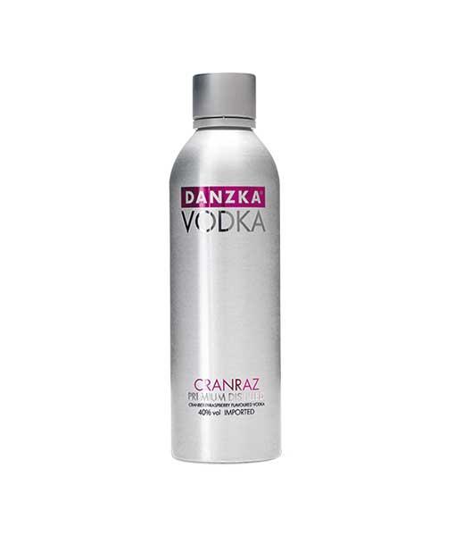 Rượu Vodka Danzka Cranraz