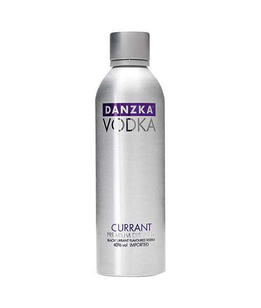 Rượu Vodka Danzka Currant