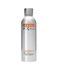 Rượu vodka Danzka Grapefruit