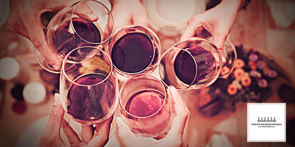 Thưởng thức các loại rượu vang từ giống nho Grenache