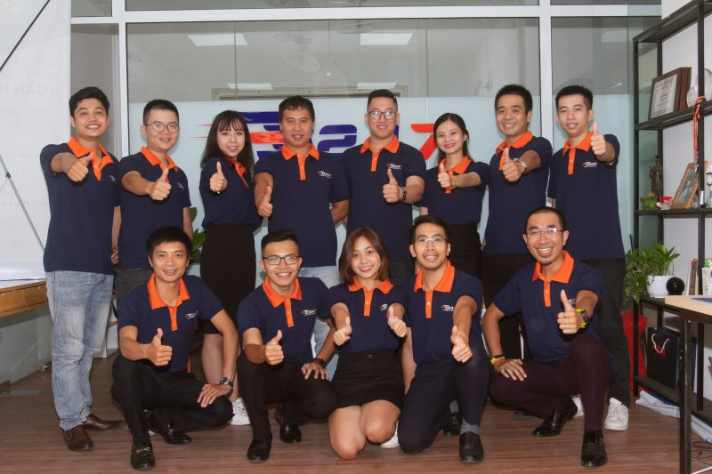 Bộ phận điều hành công ty B247