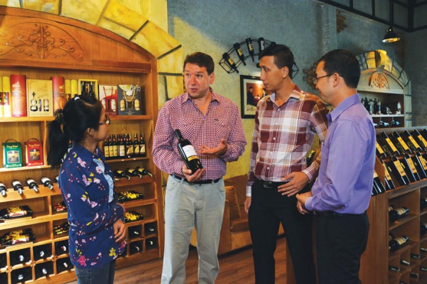 Rượu Vang Chateau Dalat xây dựng tư duy mới về thương hiệu