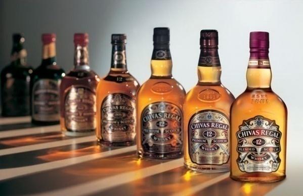 Sơ đồ sản xuất rượu Whisky