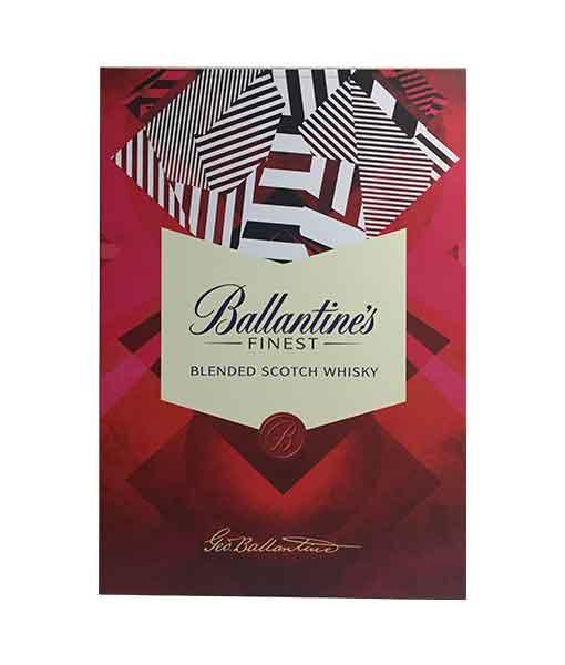 Rượu Ballantine's Finest hộp quà tết 2020