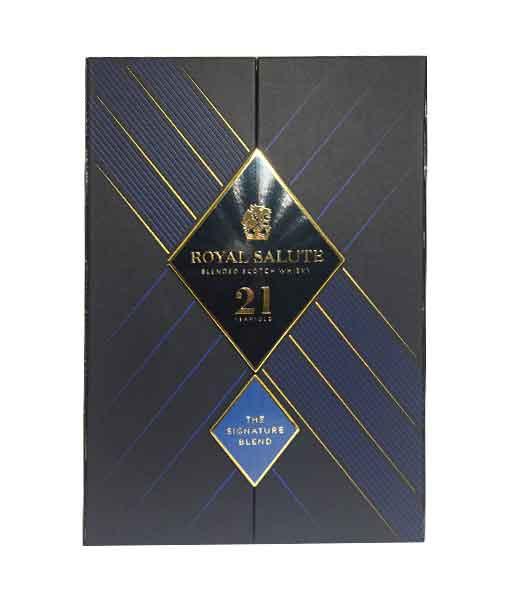 Rượu Chivas 21 hộp quà tết 2020