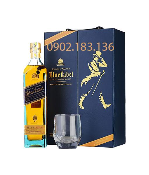 Rượu Johnnie Walker Blue Label hộp quà tết 2020