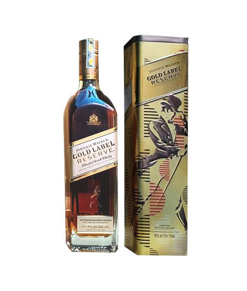 Rượu Johnnie Walker Gold Label hộp quà tết 2020