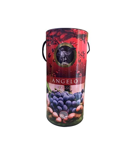 Rượu vang Bịch Ý Ngọt Angelo 3L
