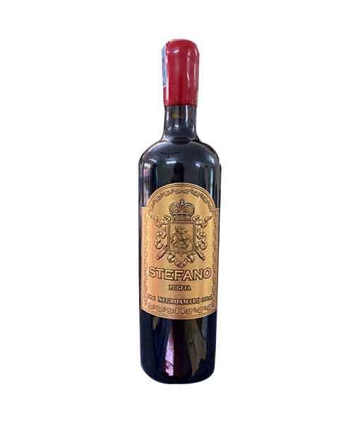 Rượu vang Ý giá rẻ Stefano Negromaro tại Puglia Ý