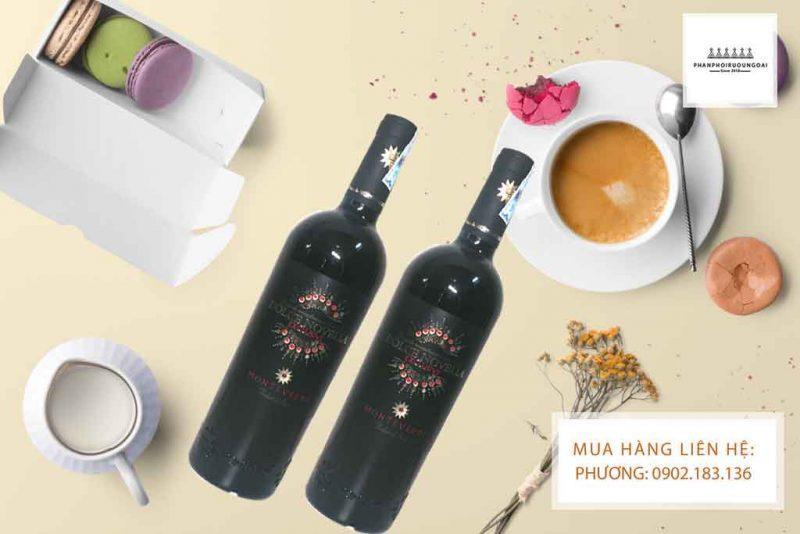 Rượu vang ý ngọt ngào Monteverdi Dolce Novella Exclusive