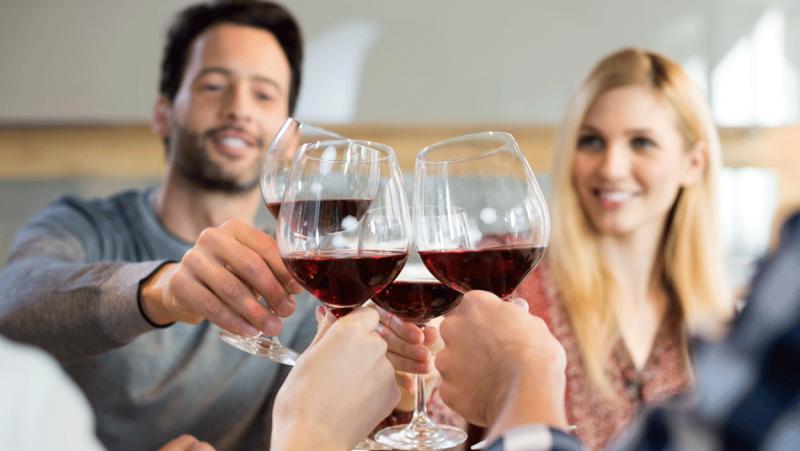 Tiêu thụ đồ uống có cồn ở Mỹ