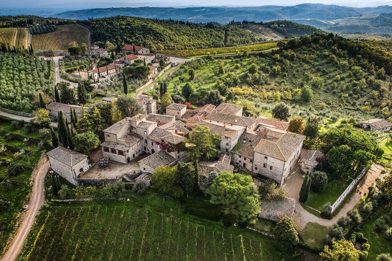 Vườn nho và nhà làm rượu vang Monteverdi