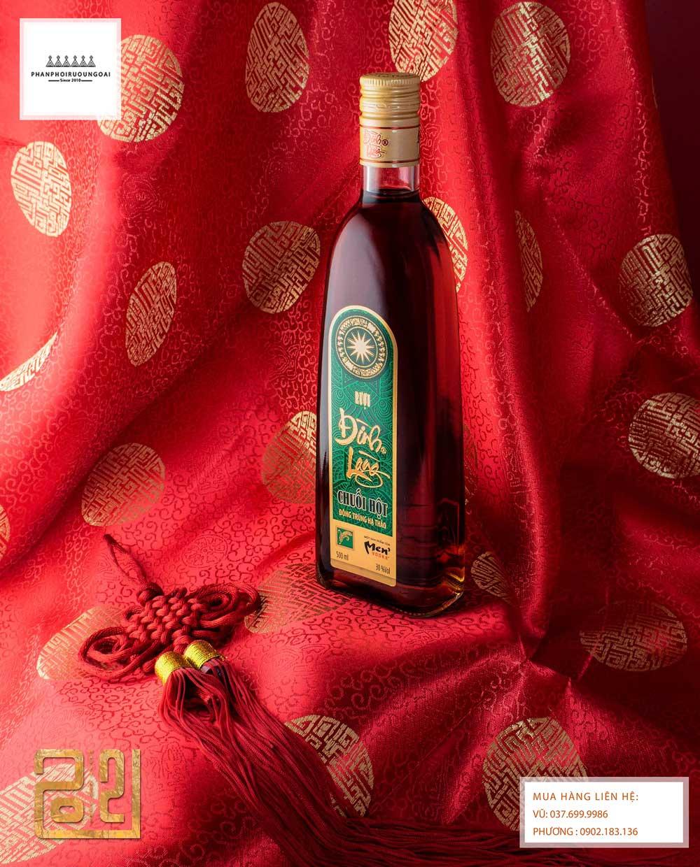 Rượu Đình Làng Chuối Hột cho tết nguyên đán 2021