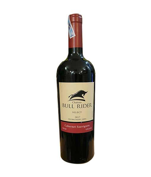 Rượu Vang Chile Chateau Bull Rider Select Cabernet Sauvignon